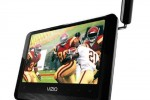 Vizio unveils cool VMB070 7-inch Edge Lit Razor LED portable TV