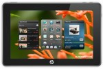 HP Working on webOS-Based Tablets That Will be Similar to the iPad