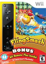 Nintendo Wii Remote Plus tipped by FlingSmash box-art