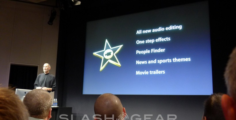 iMovie '11 with All New Effects and Editing Announced