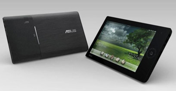 ASUS Eee Pad EP90 Tegra 2 tablet spotted running Windows 7 Embedded
