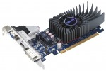 ASUS ENGT430/DI/1GD3 video card packs GeForce GT 430 GPU