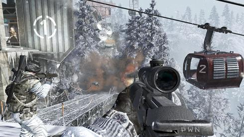 Treyarch's Call of Duty: Black Ops will Feature 3D as an Option