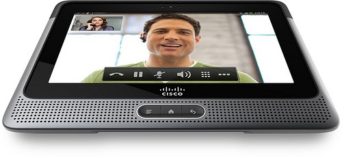 Cisco's Android Cius slate gets sub-$1,000 price tag