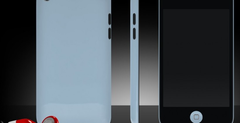 ColorWare iPod touch tests your taste
