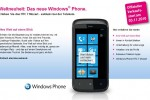 Deutsche Telekom's German Windows Phone 7 launch not until November 11