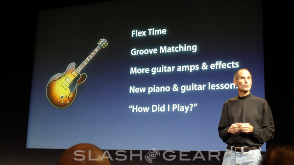 Apple GarageBand 11 Announced with Flex Time and Groove Matching
