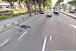 Google Street View Captures Dead Body on Brazilian Street