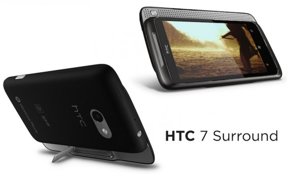 HTC Surround Invades Best Buy, Omnia 7 goes T-Mobile Europe