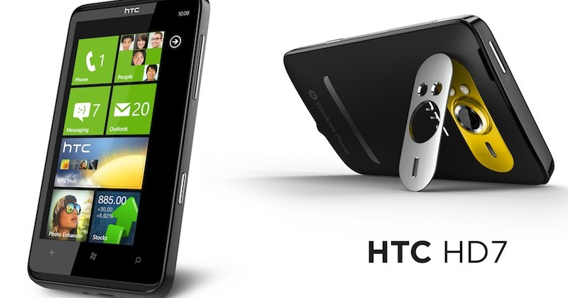 HTC 7 Mozart, HTC 7 Trophy, HTC HD7 and HTC 7 Pro get official with Windows Phone 7
