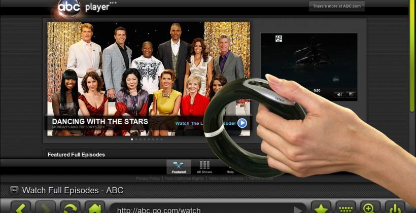 Hillcrest Labs Kylo TV browser gets slick update