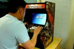 ArcadeDock Uses IdeaPad Y560 Notebook to Make Half-Sized Arcade Machine