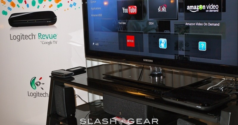 Google TV hits network roadblock over content piracy concerns