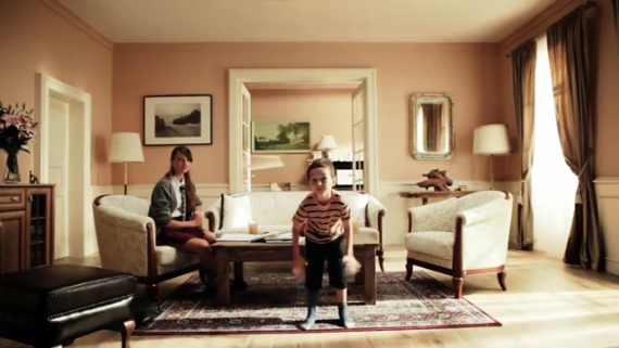 Microsoft Kinect's First Official TV Ad Goes Live [Video]