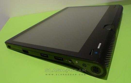 Notion Ink Adam battery drain list tips HD video streaming