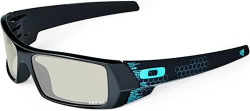 Oakley 3D Tron: Legacy Gascan Glasses Drop in November