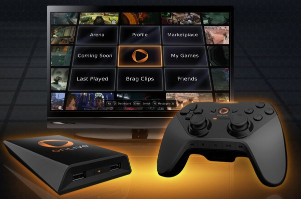 OnLive drops monthly fees; MicroConsole TV adapters in production