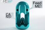 PETer Bottle Compactor Looks Cute for Kids, Encourages Them to Recycle