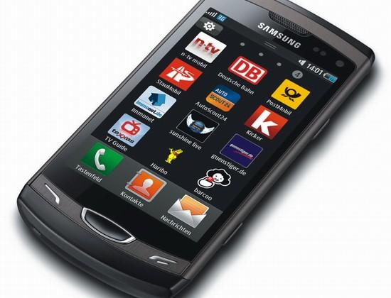 Samsung Wave II S8530 gets bigger but dumps Super AMOLED