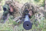 Lockheed & DARPA's Integrated Spotter Scope Gives Snipers a Real Aimbot