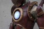 Steampunk Iron Man Costume Wins Marvel's Costume Award at New York ComicCon