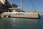 Tag Yachts Shows Off the Tang Catamaran, Features Wind Charged Lithium-Ion Battery