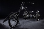 Monster Tricycle is 8 Feet Long, Features 6 Solar Panels