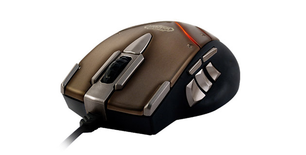 SteelSeries World of Warcraft: Cataclysm MMO Gaming Mouse Landing in December