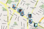 Loopt update integrates Facebook Places mapping