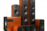 Aperion Audio debuts Aperion Versus Grand home theater speakers