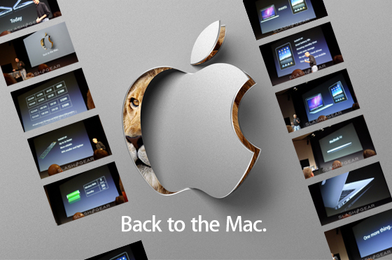 Apple Back to the Mac Event: Roundup