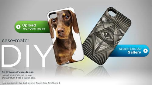 Case-mate unveils custom DIY cases for smartphones - SlashGear