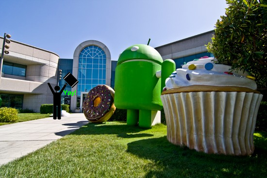 "Google on Purchasing Android Inc: ""Best Deal Ever"""