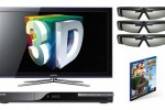 Dixons offers 50″ Samsung 3DTV package for £999.00 in UK