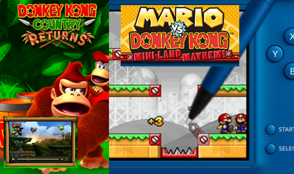 Donkey Kong is Back with a Vengeance!