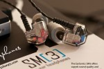 EarSonics SM3 earphones land in the US