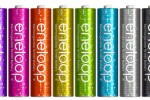 Sanyo eneloop batteries get flashy for fifth birthday