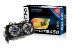 Galaxy outs new GTS 450 Hall of Fame edition video card