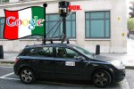 Google Cars Ordered Marked and With Fully Announced Itinerary in Italy