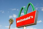California McDonald's gets green arches