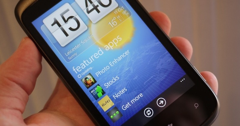 "HTC: ""No plans"" for HD Voice on Orange HTC 7 Mozart"