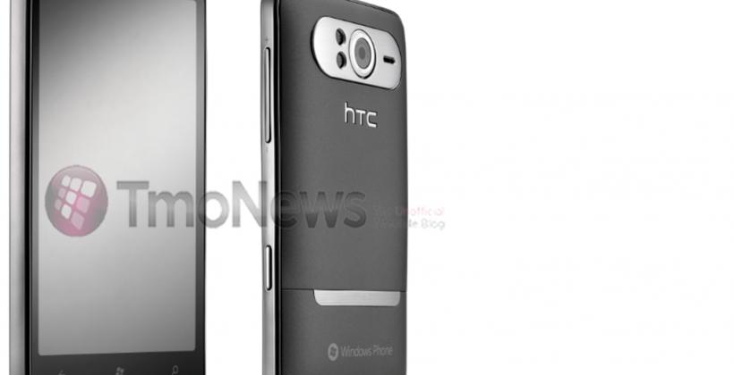 HTC HD7 aka Schubert Windows Phone 7 leaks with specs