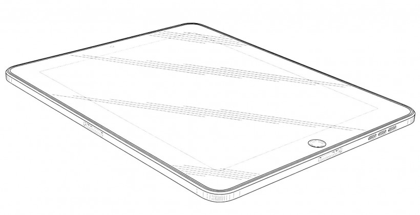 iPad dual-dock connector design trademark spotted