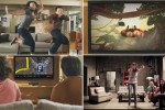 More Fabulous Xbox Kinect Ads Including Xbox LIVE Interaction [Videos]