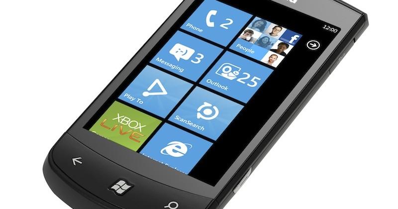 LG Optimus 7 Windows Phone 7 smartphone gets early reveal