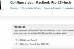 MacBook Pro 15/17 get 2.8GHz Core i7 options