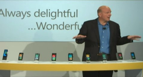 Windows Phone 7 video keynote now available