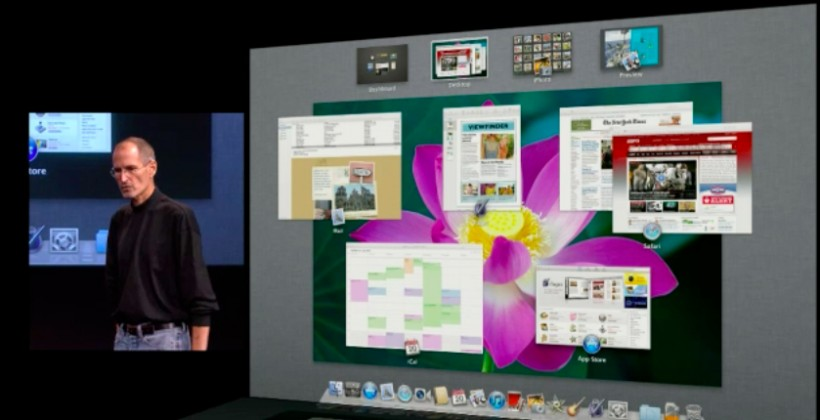 Apple Lion Presents Mission Control, New App Store Features, Full Screen Apps