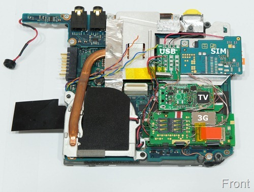 Sony UX UMPC gets massive DIY upgrade: CPU, 3G, GPS, TV & more