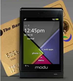Modu's Android T Phone set for October 10th release